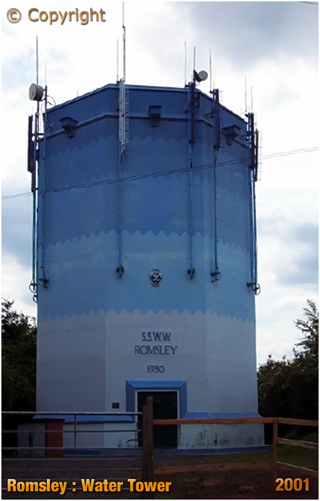 Romsley : Water Tower [2001]
