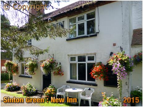 Sinton Green : New Inn [August 2015]