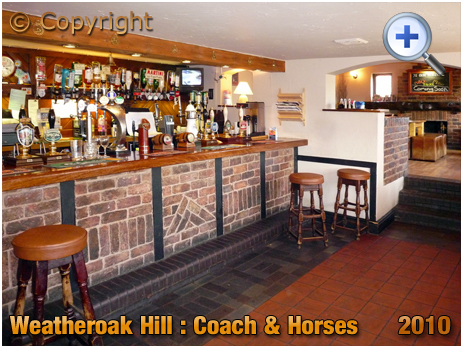 Weatheroak Hill : Lounge of the Coach and Horses [2010]