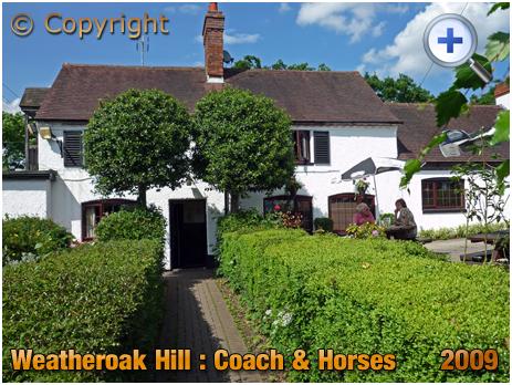 Weatheroak Hill : Coach and Horses [2009]