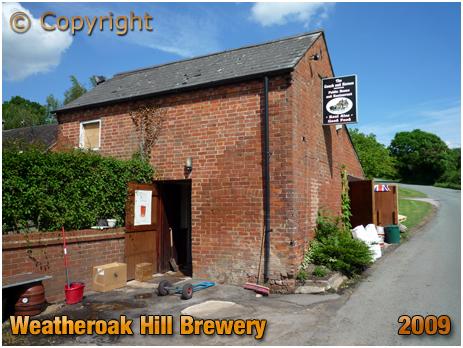 Weatheroak Hill Brewery [2009]