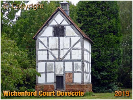 Wichenford Court : Dovecote : Christchurch [September 2019]