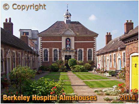 Worcester : Berkeley Hospital Almshouses [2014]