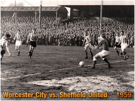 Worcester City vs. Sheffield United [1959]