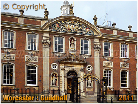 Worcester : Guildhall [2011]