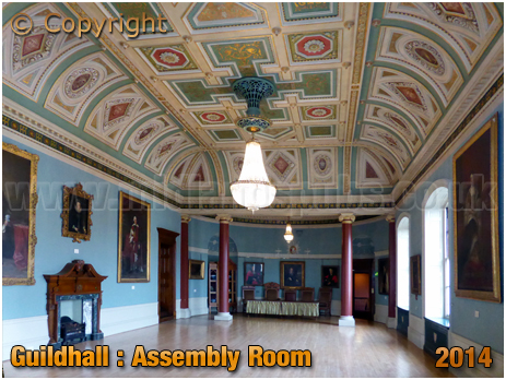 Worcester : Guildhall Assembly Room [2014]