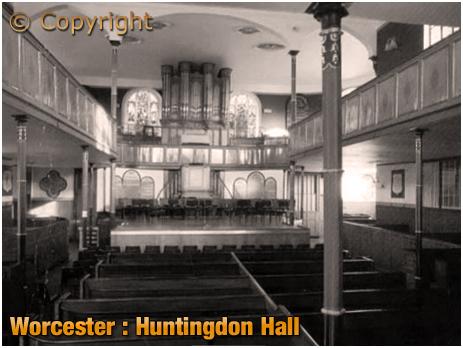 Worcester : Huntingdon Hall