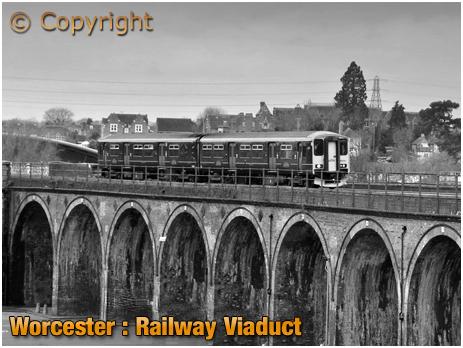 Worcester : Railway Viaduct [2015]