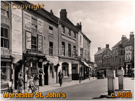 Worcester St. John's [c.1938]