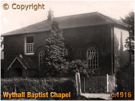 Wythall : Baptist Chapel [c.1916]