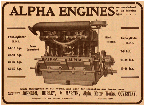 Alpha Engines