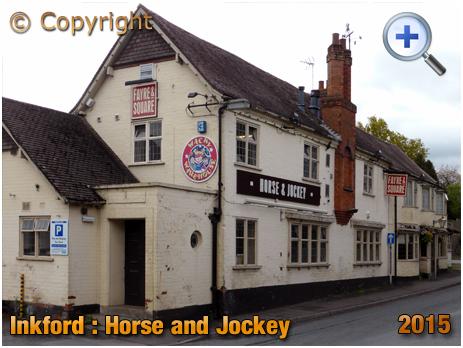 Inkford Brook : Horse and Jockey [2015]
