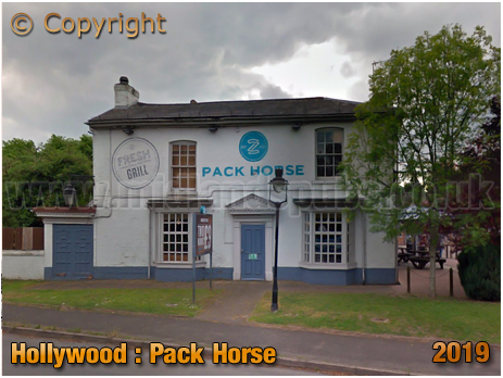 Wythall : The Pack Horse at Hollywood [2019]