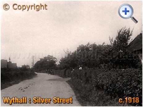 Wythall : Silver Street [c.1918]